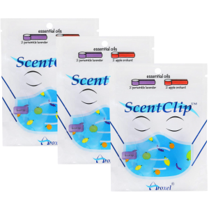 3 Bags of ScentClips